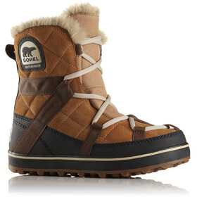 Sorel Glacy Expl**** Shortie Boots Women beige/black